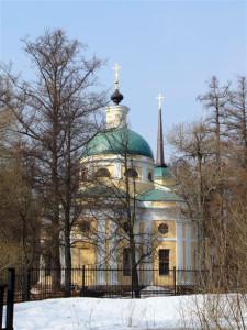 Церковь Льялово
