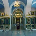 Интерьер Храма.