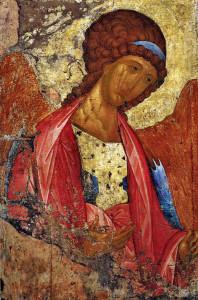 Иконописец св.прп. Андрей Рублёв