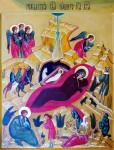 Икона храма Рождества Богородицы с.Льялово, фото: Владимир Ветер