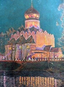 Царскосельский Федоровский собор