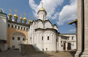 Церковь Ризоположения в Московском Кремле