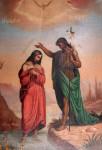 Икона Крещения Господня Богородицерождественского храма с.Льялово