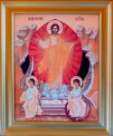 Икона Воскресения Христова Преображенского храма д.Радумля Фото: Владимир Ветер
