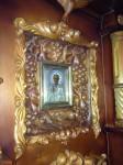 Икона Николая Чудотворца Никольский храм Ганина Яма