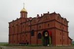 Монастырь Новомучеников и Исповедников Российских на месте Шахты г.Алапаевск