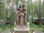 Памятник Царским детям