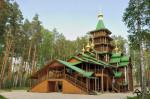 Храм прп.Сергия Радонежского Ганина Яма
