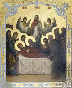 Икона Богородицерождественского храма с.Льялово, фото: Владимир Ветер