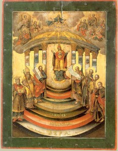 Икона Киевской Софии Премудрости Божией