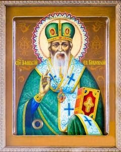 Икона святителя Афанасия (Сахарова) епископа Ковровского Богородицерождественского храма с.Льялово, фото: Владимир Ветер