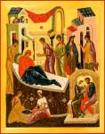 Икона Рождества Пресвятой Богородицы, обработка: Владимир Ветер