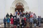 Возле Троицкого собора